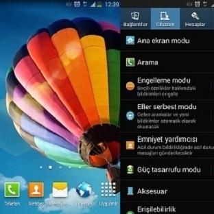 Galaxy S4'ün Kullanımını Kolaylaştıracak İpuçları