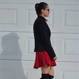 Gardırobum: Pleated Skirt