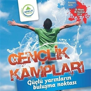 Gençlik Kampları 2014 Başvuruları Başladı