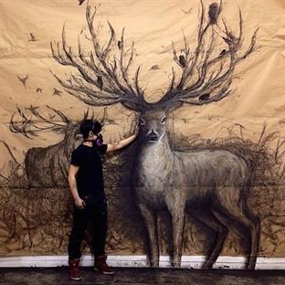 Gerçek Ölçülerde 3 Boyutlu Çizimler – Fiona Tang