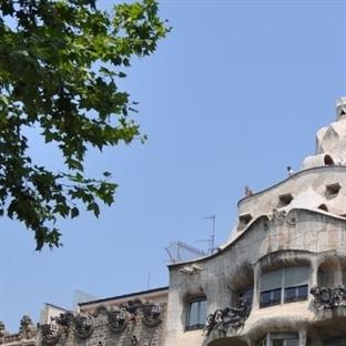 Gezgim Gördüm-Barcelona ve Andorra