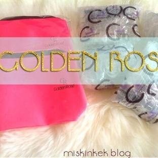 Golden Rose Online Alışverişimde Neler Aldım?