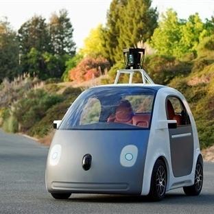 Google Direksiyonsun Otomobilini Üretti!