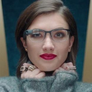 """""""Google Glass"""" için Yeni Bir Patent Daha Alındı!"""