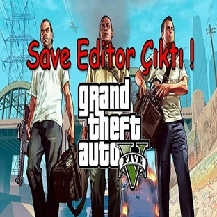 GTA V Save Editor - Düzenleyici