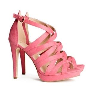 H&M 2014 Bayan Ayakkabı Modelleri