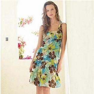 Harika Yazlık Elbise  Modelleri