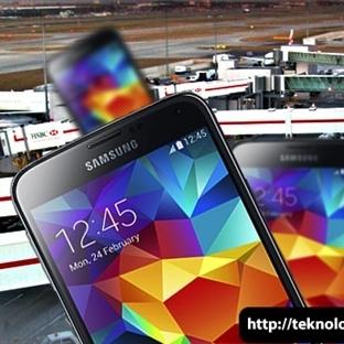 Heathrow diyor ki Samsung olmak 'Samimiyetsiz' S5