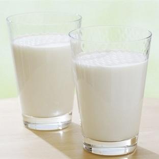 Her Gün İki Bardak Süt
