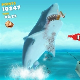 Hungry Shark Evolution – Jaws Cep Telefonunuzda!
