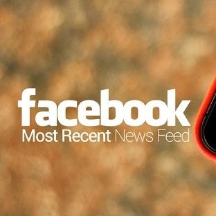 iPhone Facebook v10 içinde 'En Yeni' Haber Kaynağı
