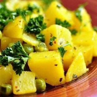Jambonlu Patates Salatası Tarifi