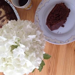 Kakaolu Fındık Kremalı Kek
