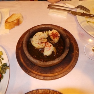 Kalinos Balık Restoran Blogger Daveti