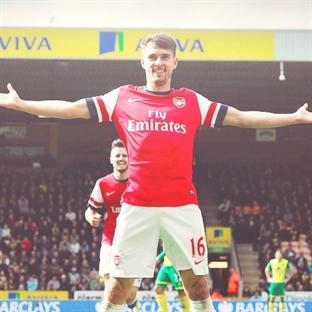 Kapanış: Norwich City 0-2 Arsenal