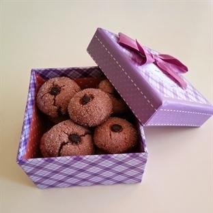 Kara elmas kurabiye