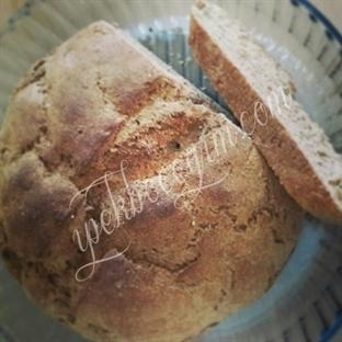 Katkısız Tam Buğday Unu ile Ev Yapımı Ekmek