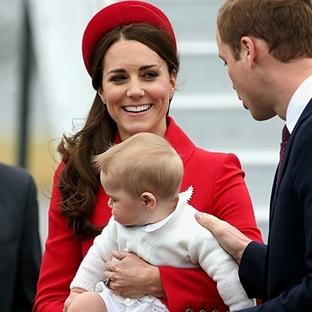 Kırmızı Başlıklı Kız: Kate Middleton