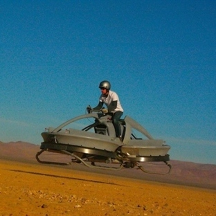 Kişisel Uçan Araç Hoverbike