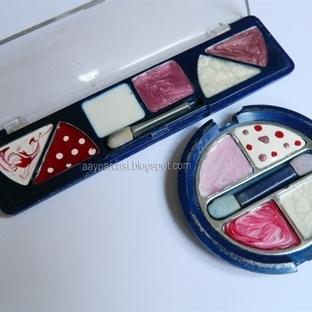 Kız çocukları için makyaj malzemesi yapımı