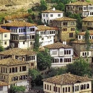 kızıll geziyor: Safranbolu