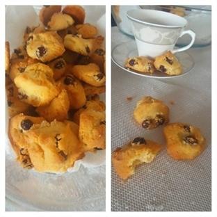 Kopuk (perişan) kurabiye