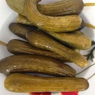 Kornişon Salatalık Turşusu Nasıl Yapılır?