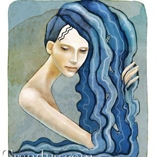 Kova Kadını #Aquarius
