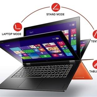 Lenova Çift İşletim Sistemli Dizüstü Bilgisayar