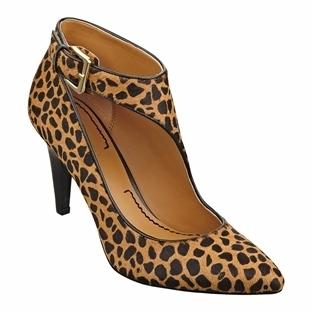 Leopar Desenli Ayakkabı Çılgını Nine West!!!