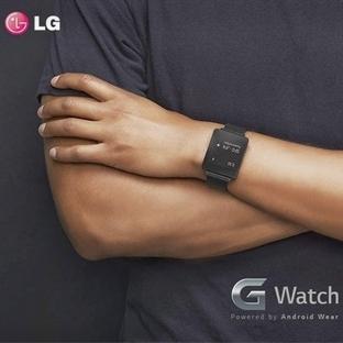 LG G Watch Hücresel Bağlantı Sistemi Kullanacak