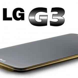 LG G3 Özellikleri Sızdı