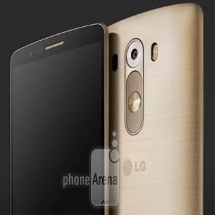 LG G3'ün tasarımı resmen paylaşıldı