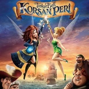 İlk Bakış: Tinker Bell ve Korsan Peri
