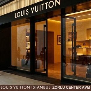 Louis Vuitton Mağazaları Nerede