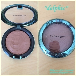 MAC ALLURİNG AQUATİC EXTRA DİMENSİON BRONZER