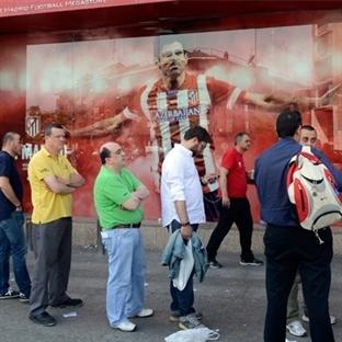 Madrid Çıldırdı! Biletler 8 bin avroyu buldu
