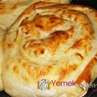 Mantarlı Gül Böreği