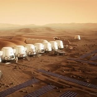 Mars'ta Nasıl Yaşarız?