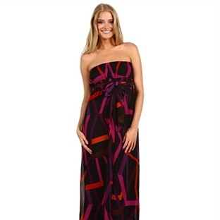 Maxi elbise modelleri