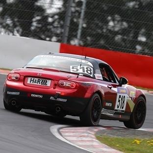 Mazda, 24 Saatlik Yarış için Antrenmanlara Başladı