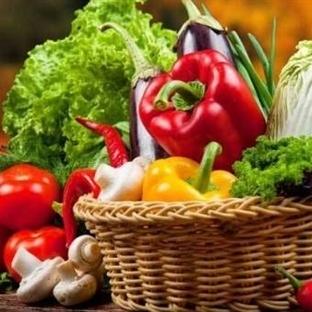 Meyve ve Sebzelerdeki Renklerin Anlamı