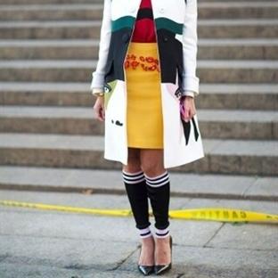 Mikro Moda: Prada Leg Warners