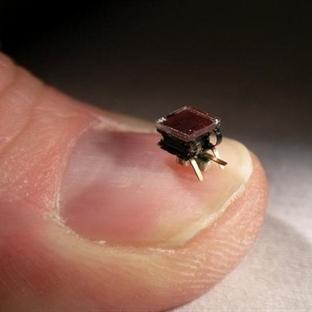 Mikro Robot Ordusu Hassas Parçaları Üretebiliyor