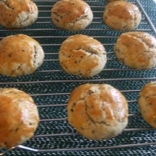 Mis kokulu çörek otlu kurabiye tarifi