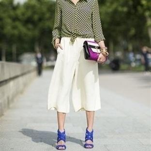 Moda: Culottes