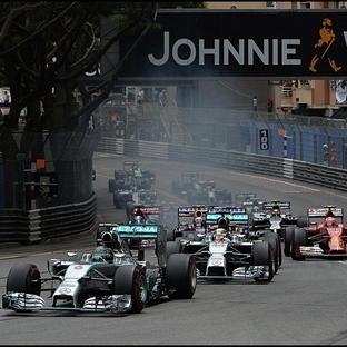 Monaco'da Rosberg Pole Pozisyonundan Zafere Uzandı