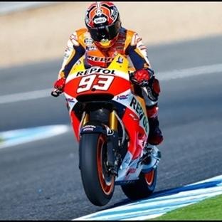 MotoGP: Marquez Jerez'de de Pole Pozisyonunda