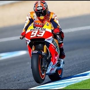 """MotoGP: Marquez'den """"4"""" Dörtlük Başlangıç"""
