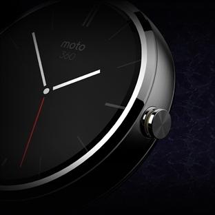 Motorola Moto 360 Karşınızda!